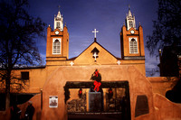 ALBUQUERQUE OLD TOWN NEW MEXICO SAN FELIPE DE NERI CHURCH STUDIOSCHATTO IMG 009C