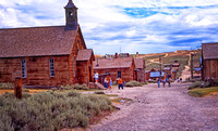 CALIFORNIA GHOST TOWN BODIE