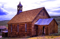 GHOST TOWN BODIE CALIFORNIA  WOODEN CHURCH STUDIOSCHATTO IMG 005